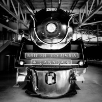 Железнодорожный музей <br/><small>West Coast Railway Heritage Park (Squamish, BC)</small>