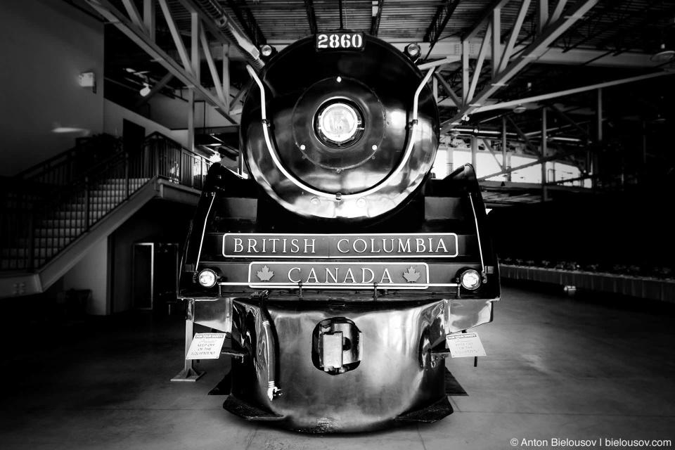 West Coast Railway Heritage Park (Squamish. BC)
