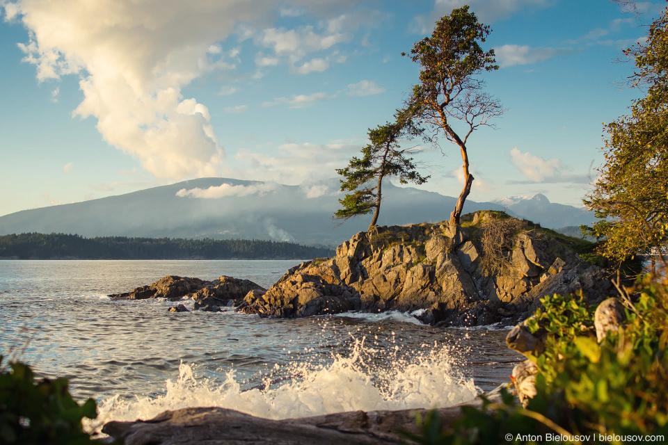 Bowen Island Sunset