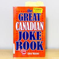 Большая книга канадских шуток