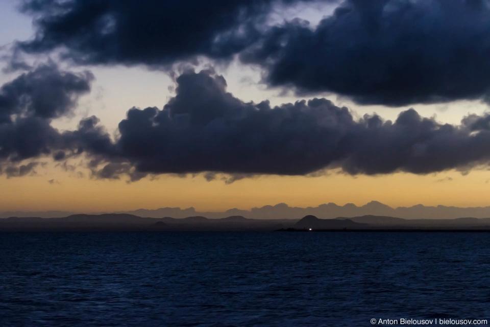Cuba Cayo Snata Maria Pedraplen Sunset View
