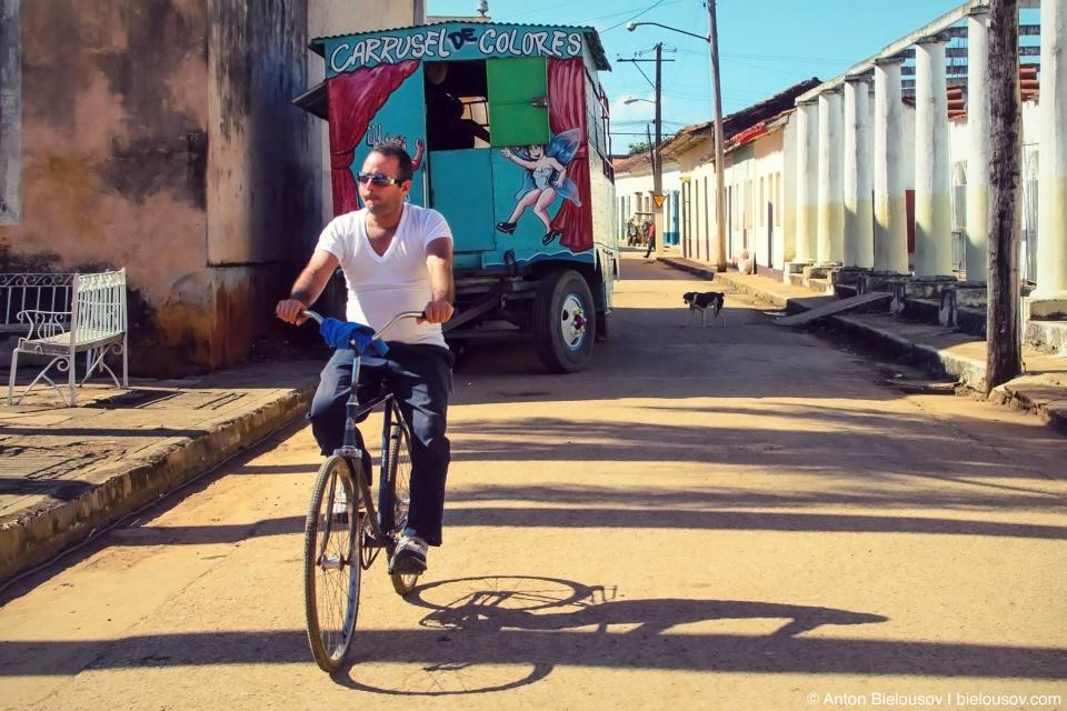 Street of Remedios, Cuba