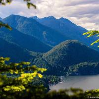 Sendero Diez Vistas <br/><small>трейл десяти видов (Port Moody, BC)</small>