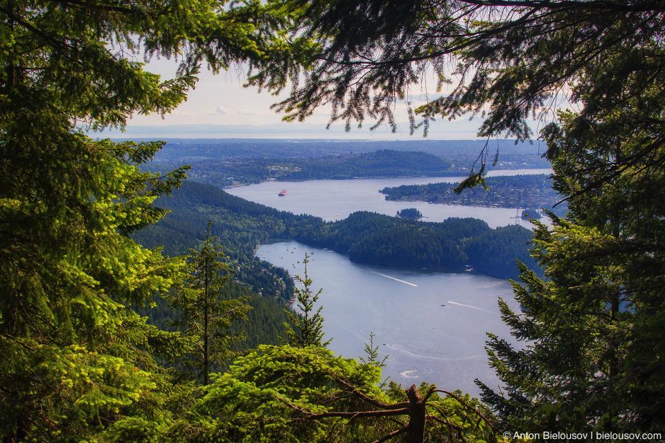 Sendero Diez Vistas trail (Port Moody, BC)