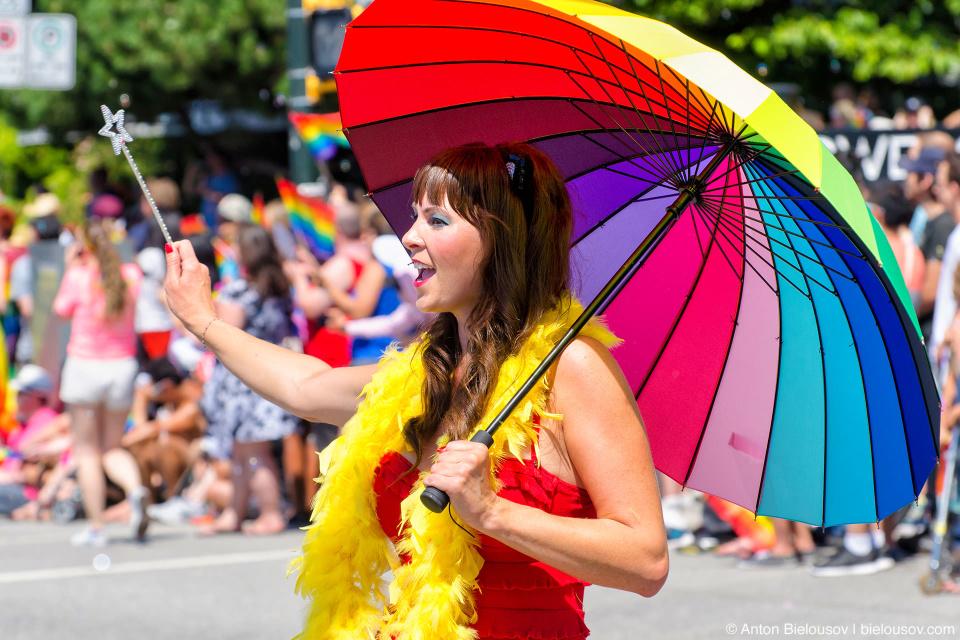Vancouver Pride Parade, 2014