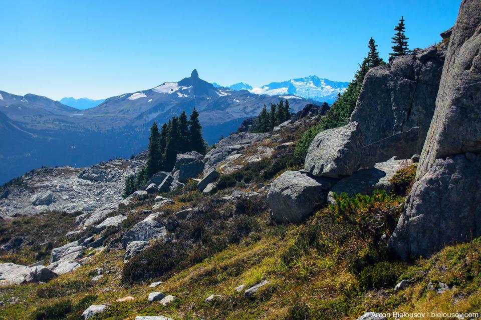 Black Tusk Mountain (2,319 m) — Garibaldi Provincial Park
