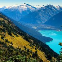 На этой радостной ноте…<br/><small>Тропа High Note Trail — Whistler Mountain</small>