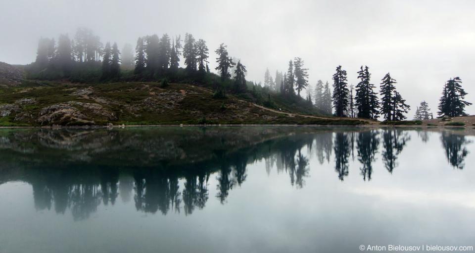 Elfin Lakes