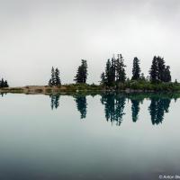 Тропа на Elfin Lakes