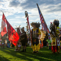 Vancouver Squamish Nation Pow Wow Grand Opening, 2014