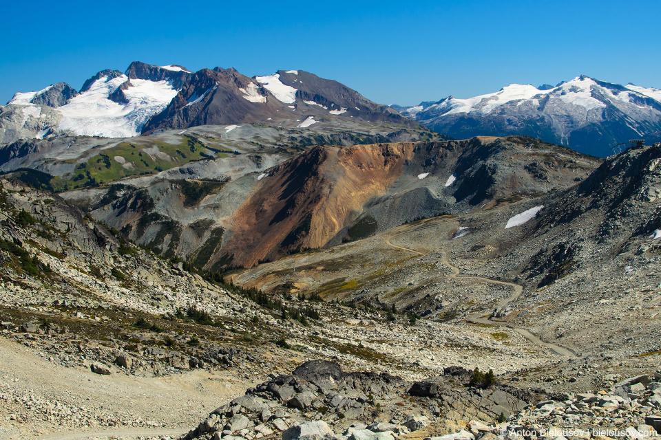 Half Note trail, Whistler, BC