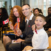 Как мы стали канадцами <br/><small>Процесс подачи и церемония вручения гражданства Канады</small>