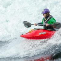 Whitewater Kayaking at Skookumchuck Narrows