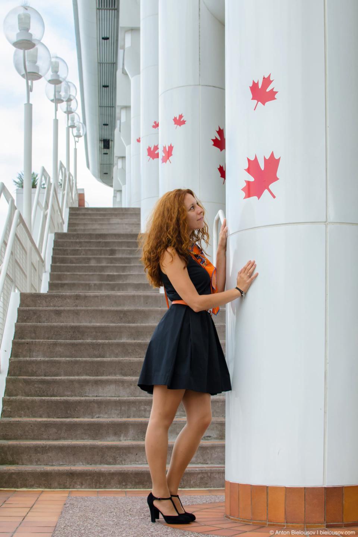 Victoria Bielousova — new canadian citizen