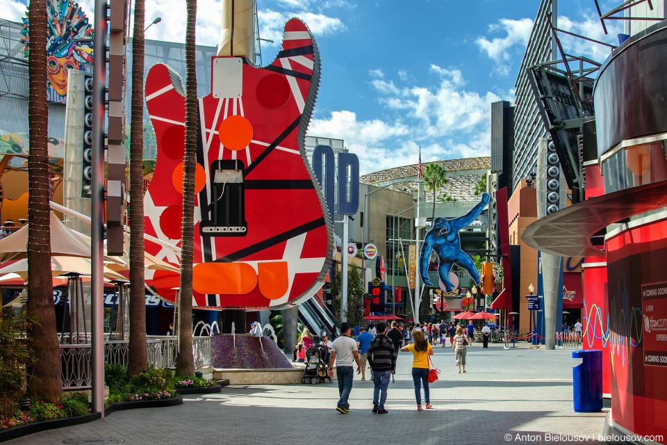 Universal Studios Citywalk