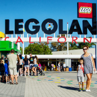 Legoland — Carlsbad, CA