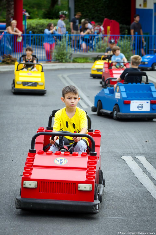Legoland Fun Town Driving School (California)