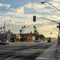 Утренний Лос-Анжелес ни на йоту не изменился ни со времен GTA: San Andreas