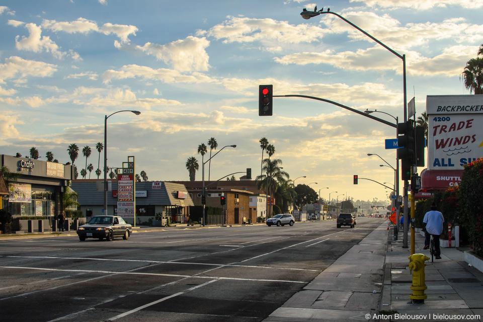 Century Blvd. Inglewood, CA