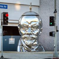 Неожиданная встреча в Лос-Анджелесе <br/><small>США: Inglewood, CA</small>
