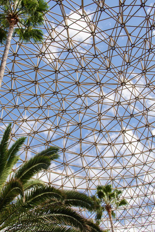 Universal Studio Citywalk Dome (Hollywood, CA)