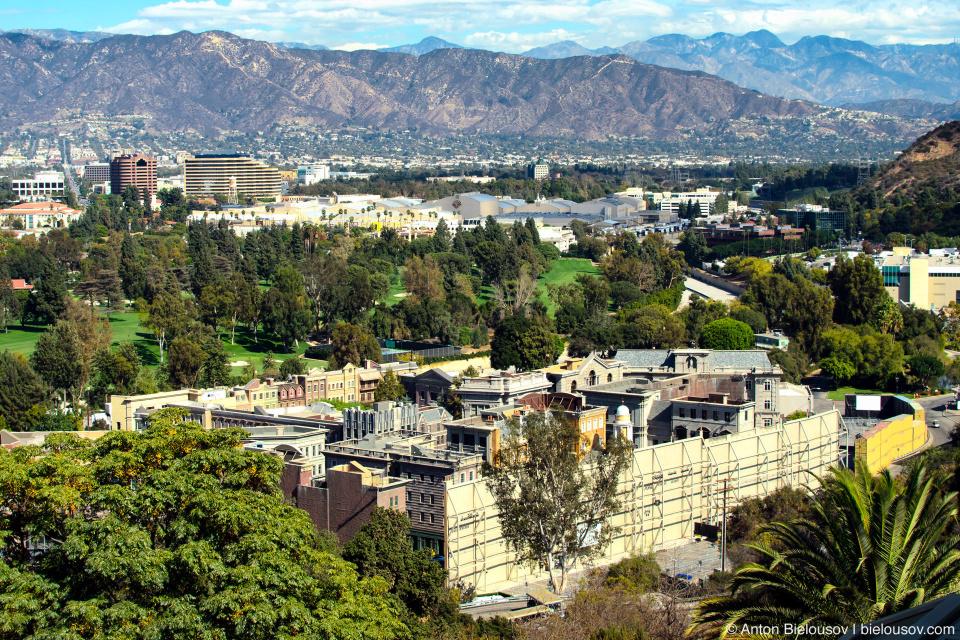 Universal Studios Backlot (Hollywood, CA)