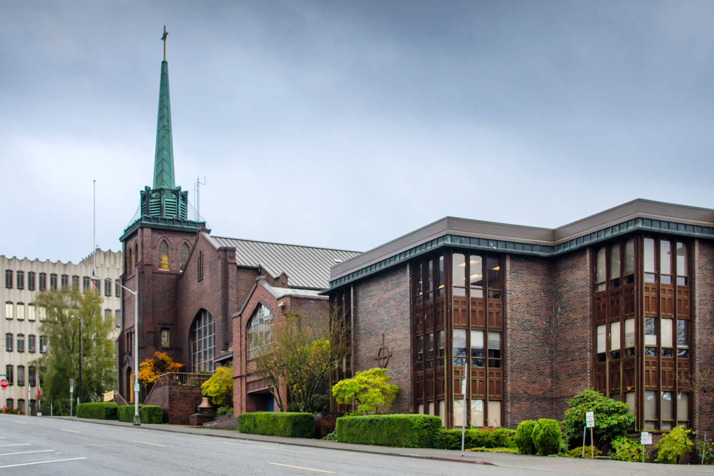 Cathedral in Everett, WA