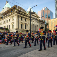 Vancouver 11th Santa Claus Parade (2014)