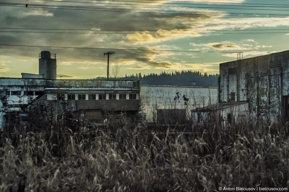 Заброшенная ферма на 2-м шоссе (Вашингтон)