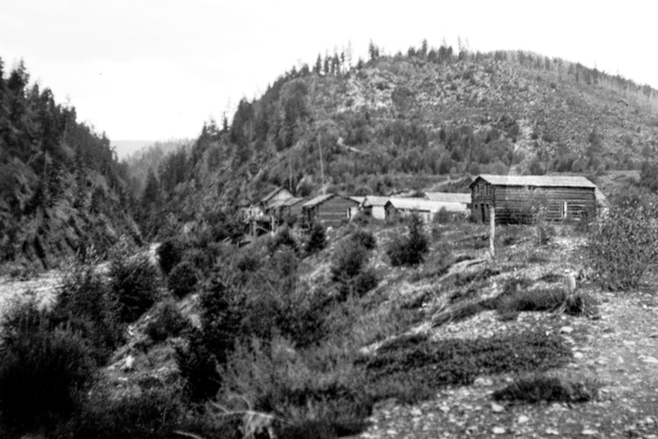 Granite Creek, BC (1901)
