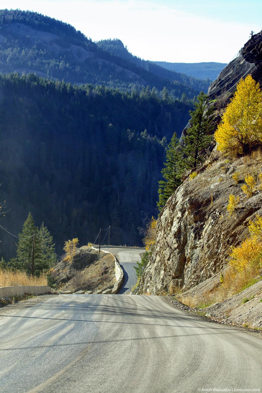 Coalmont Road (Princeton, BC)