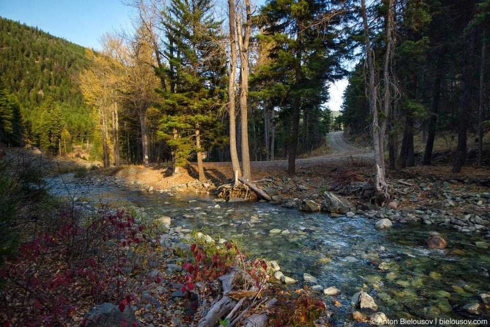 Granite Creek, BC