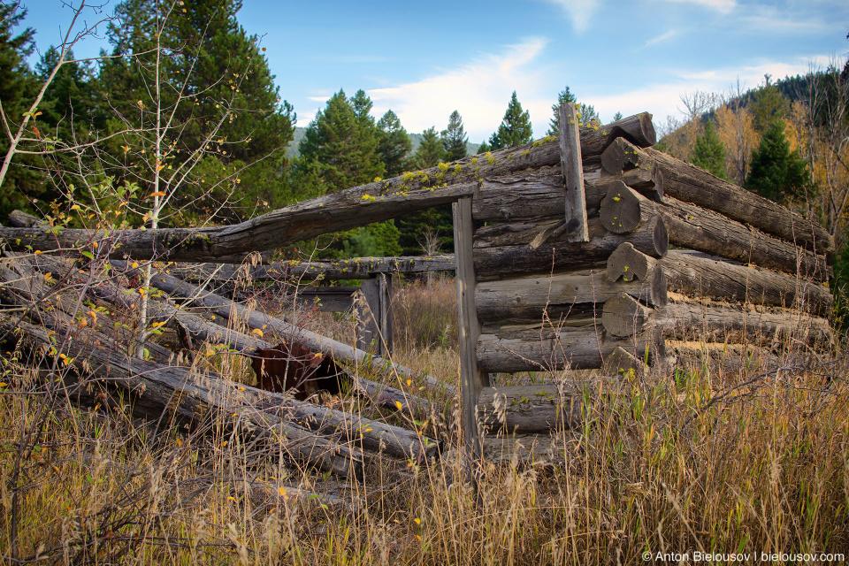 Granite Creek historic site
