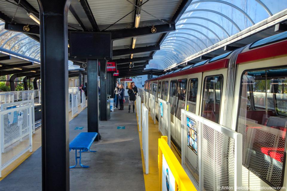 Станция монорельса (Сиэтл)