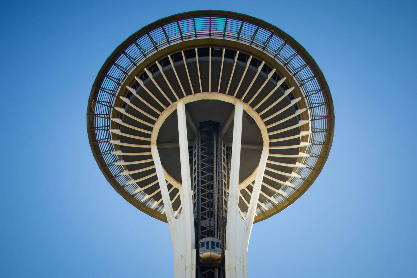 Space Needle (Seattle, WA)