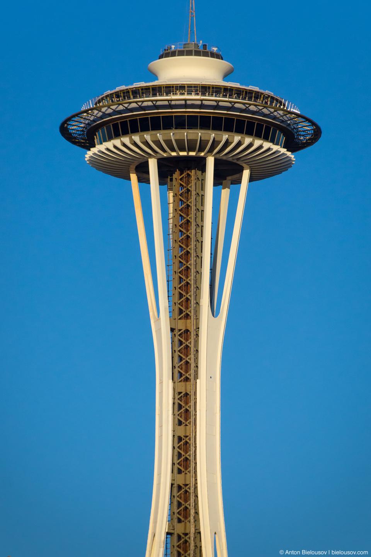 Space Needle (Seattle, WA)
