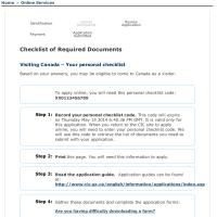 CIC Supervisa Checklist