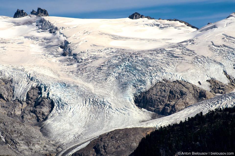 Sphinx Glacier (Garibaldi Lake)