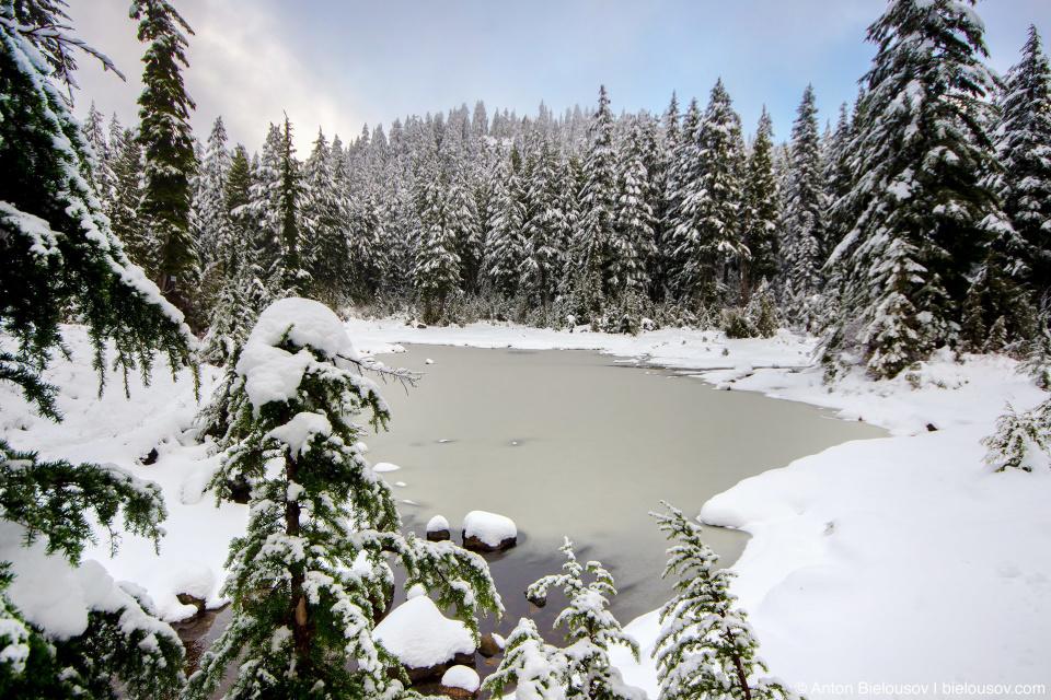 First Lake (Mount Seymour)