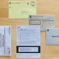 В бюллетене нужно поставить «За» или «Против» и отправить анкету обратно с расчетом чтобы она точно дошла до 29 мая.
