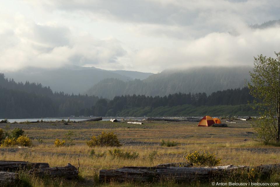 Pacheedaht Campsite (Port Renfrew, BC)
