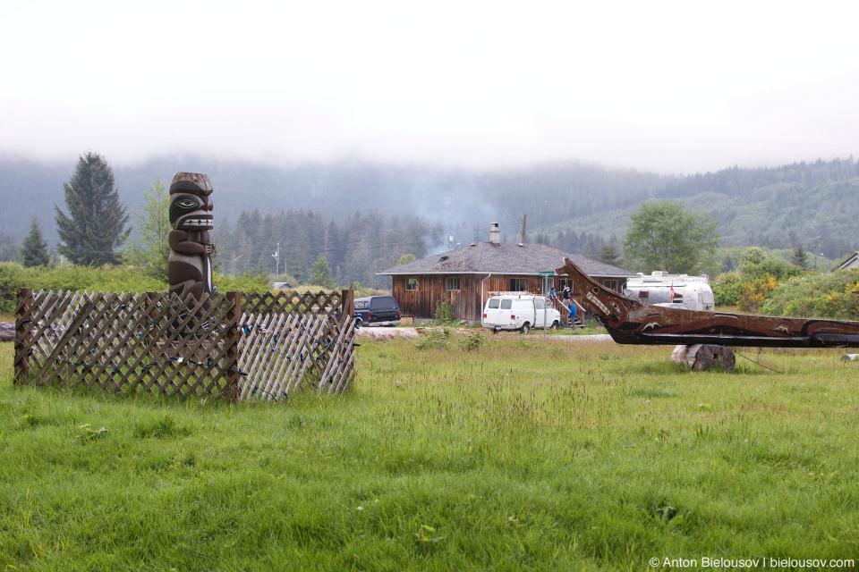 Резервация Pacheedaht (Port Renfrew, BC)