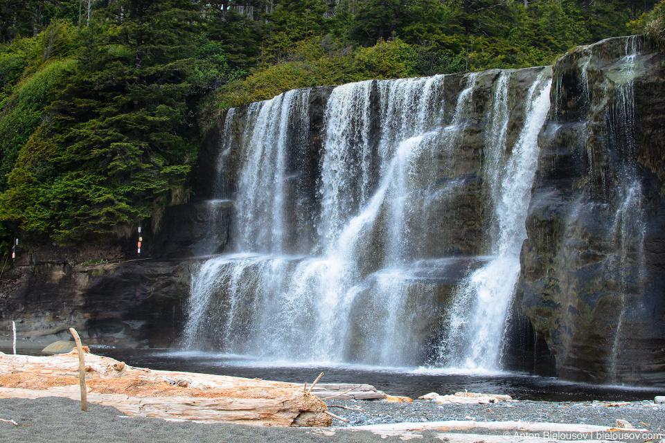Tsusiat Falls
