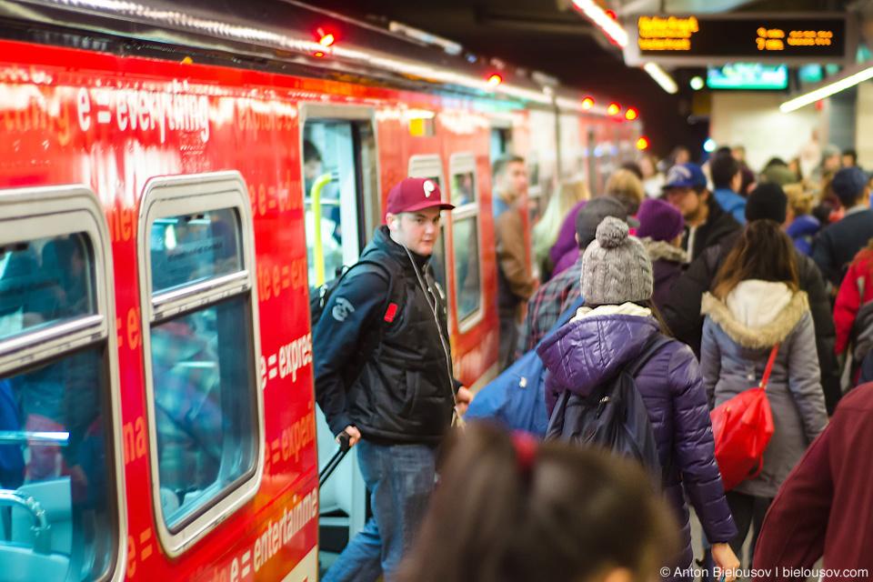Vancouver Canada Line