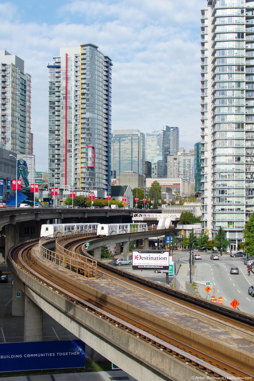 SkyTrain (Vancouver, BC)