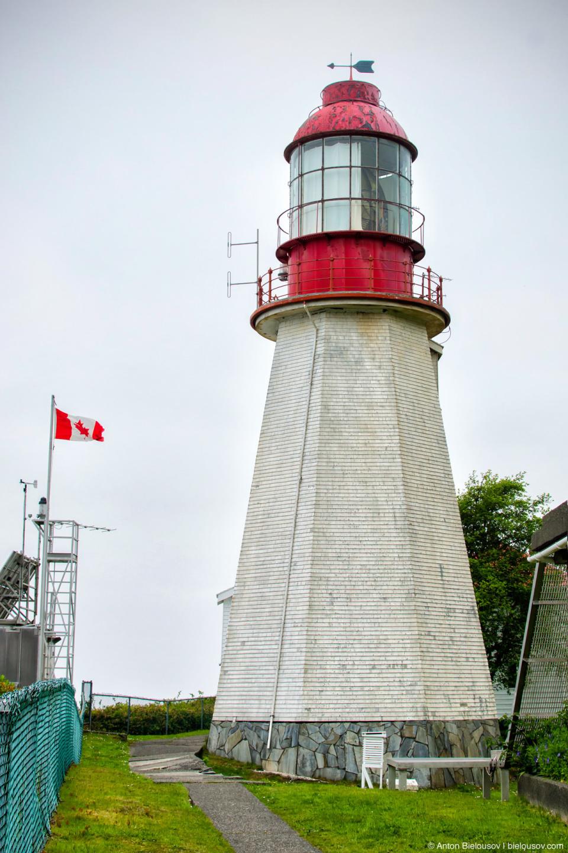 West Coast Trail Pacheta Point Lighthouse
