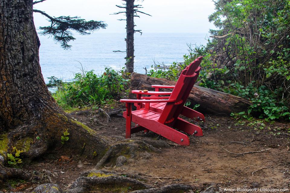 West Coast Trail, 18km