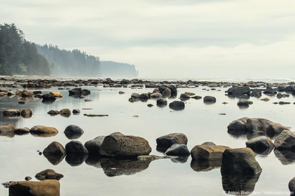 West Coast Trail: Bonilla Point