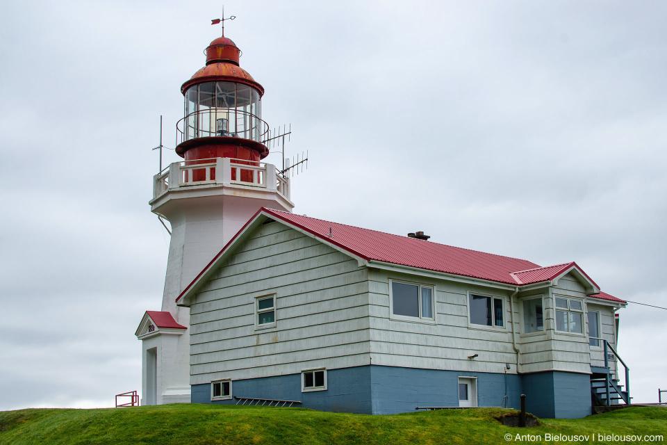 Carmanah Point Lighthouse