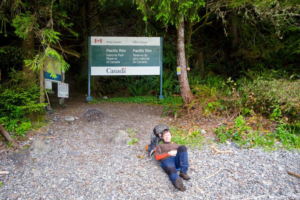 West Coast Trail: Pacific Rim National Park